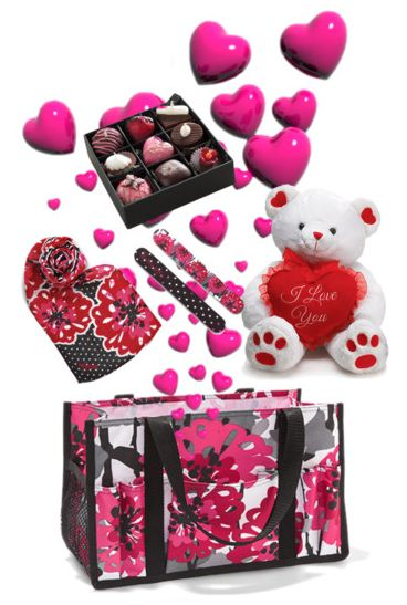 Thirty-One Gifts - Happy Valentine's Day