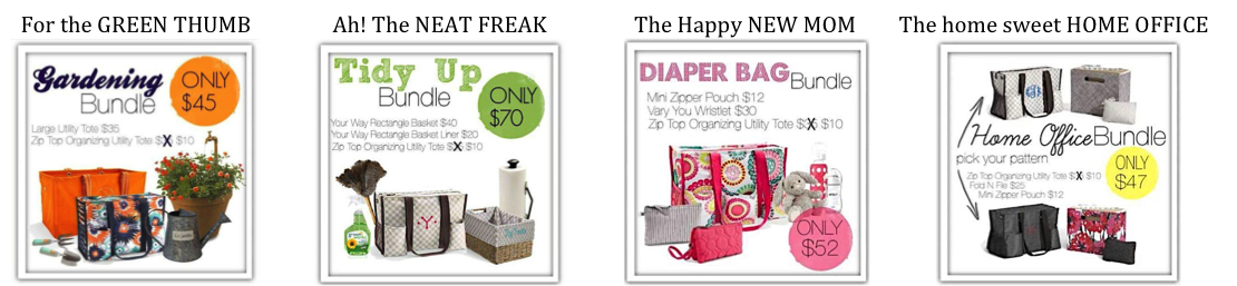 Thirty-One Gifts – Bundle Up With the Zip Top OUT