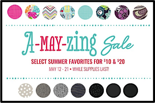 Thirty-One Gifts – A-MAY-zing Sale