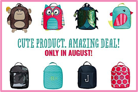 Thirty-One Gifts – August Customer Special