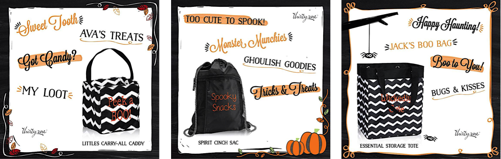 Thirty-One Gifts – Happy Halloween