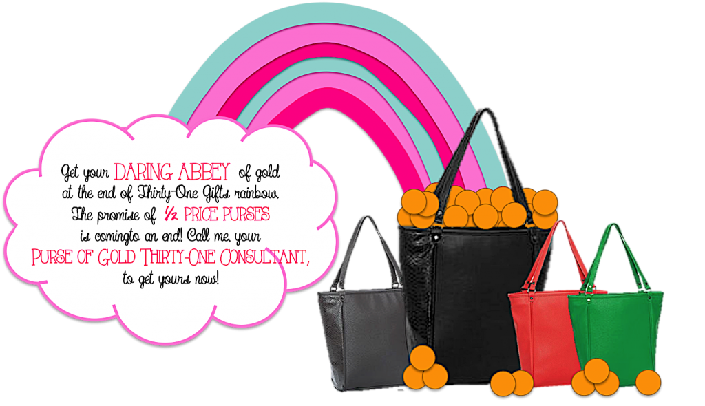 Thirty-One Gifts – Customer Special – Daring Abbey