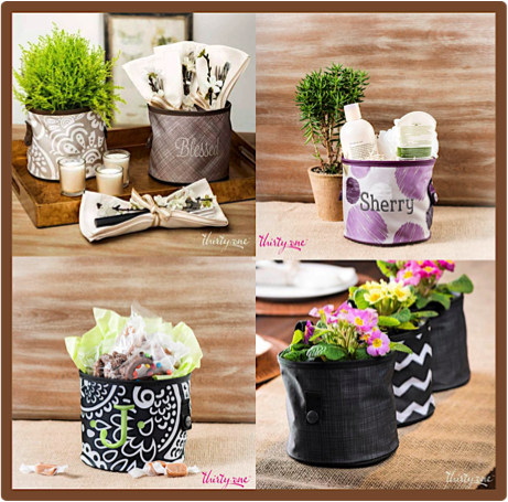 Thirty-One Gifts – April Special – Oh Snap Bin For Mother's Day
