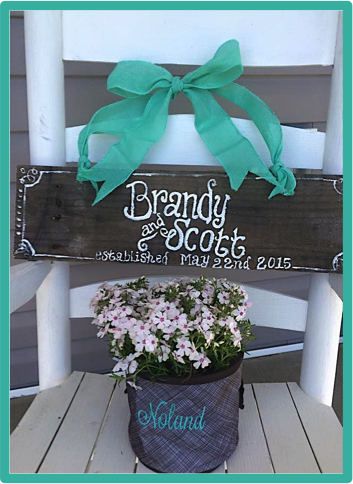 Thirty-One Gifts – April Special – Oh Snap Bin For the Newlyweds