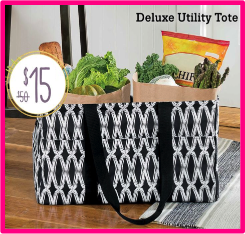 Thirty-One Customer Special – Deluxe Utility Tote