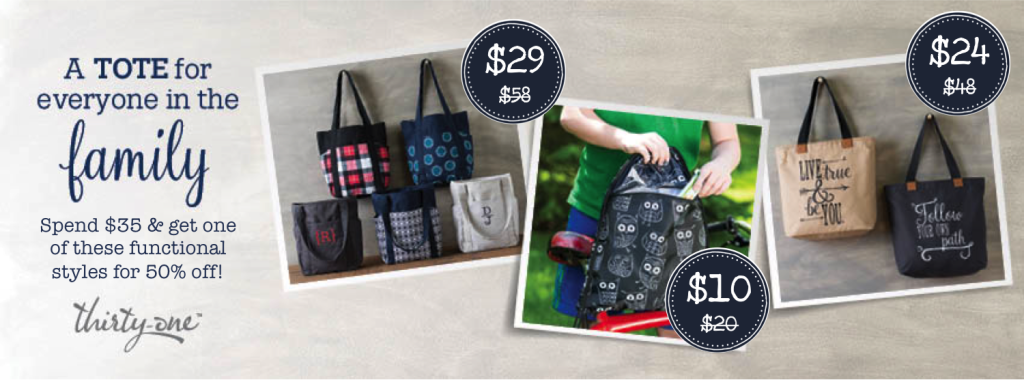 AugustThirty-One Gifts August Special