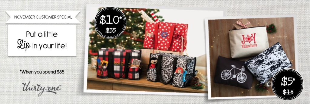 Thirty-One November Special