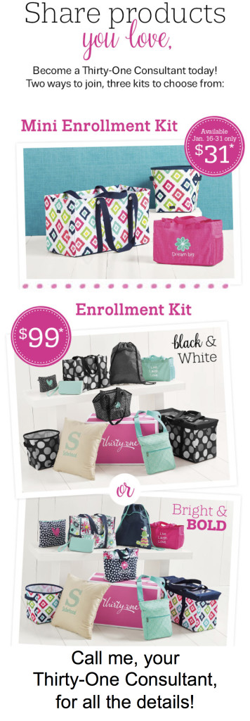 Become a Thirty-One Consultant