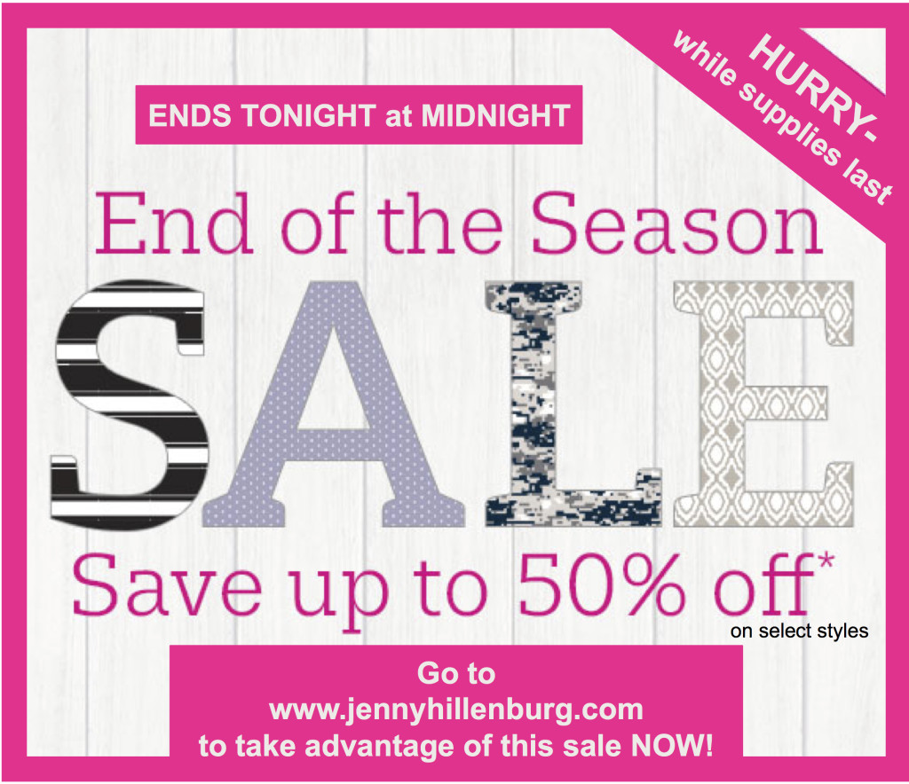 Thirty-One Gifts End of Season Sale