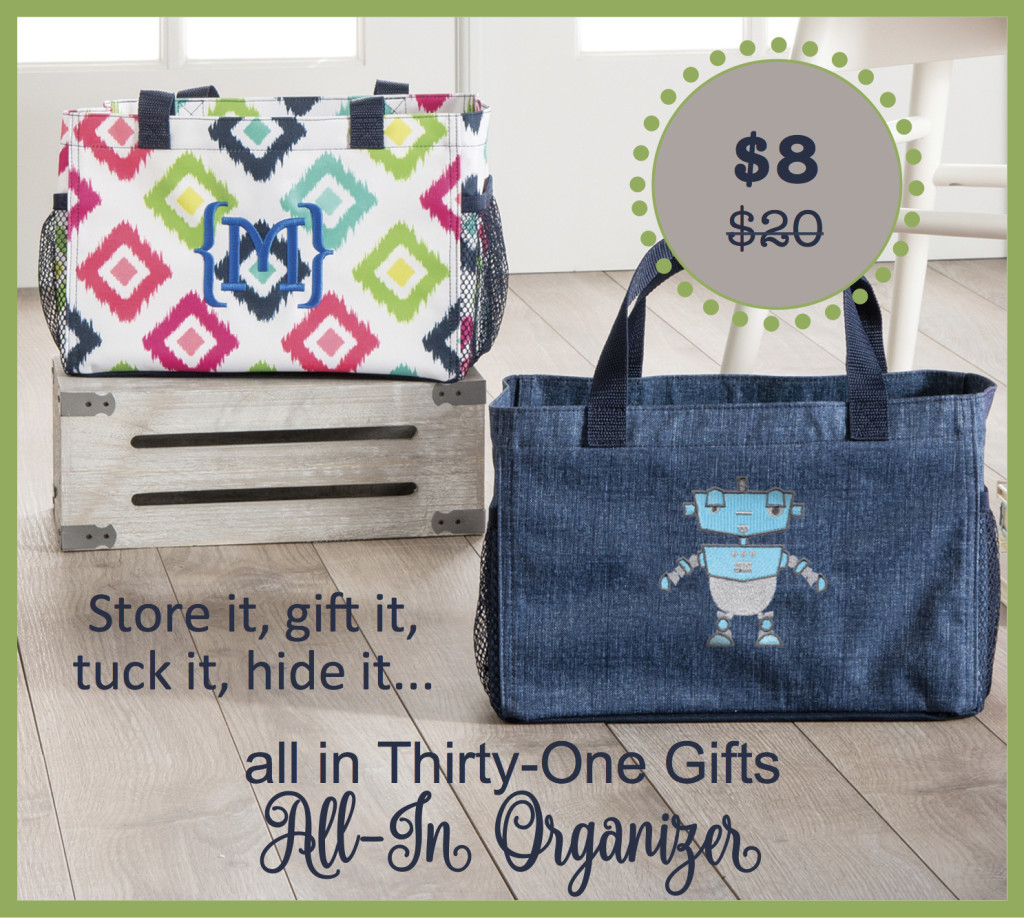 Thirty-One Gifts All-In Organizer