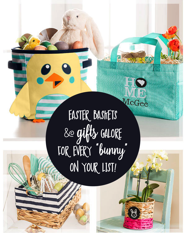 Thirty-One Easter Baskets & Gifts Galore