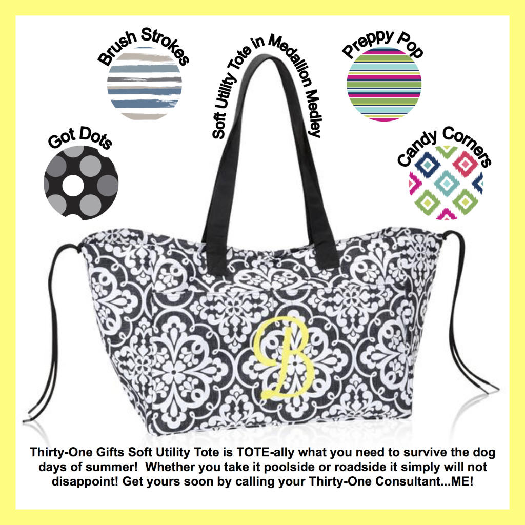 Thirty-One Gifts TOTE-ally Awesome Special
