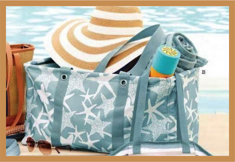 how to clean thirty one utility tote