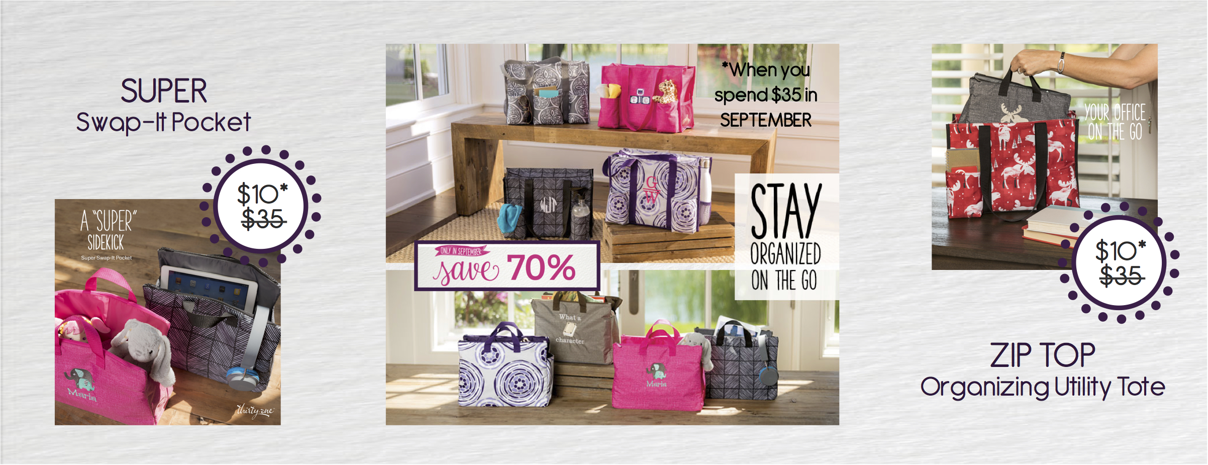 Thirty one november customer special 2014 - Thirty One Gifts September Special