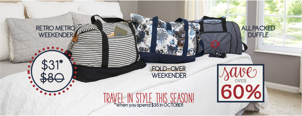 Thirty-One Gifts – Travel In Style