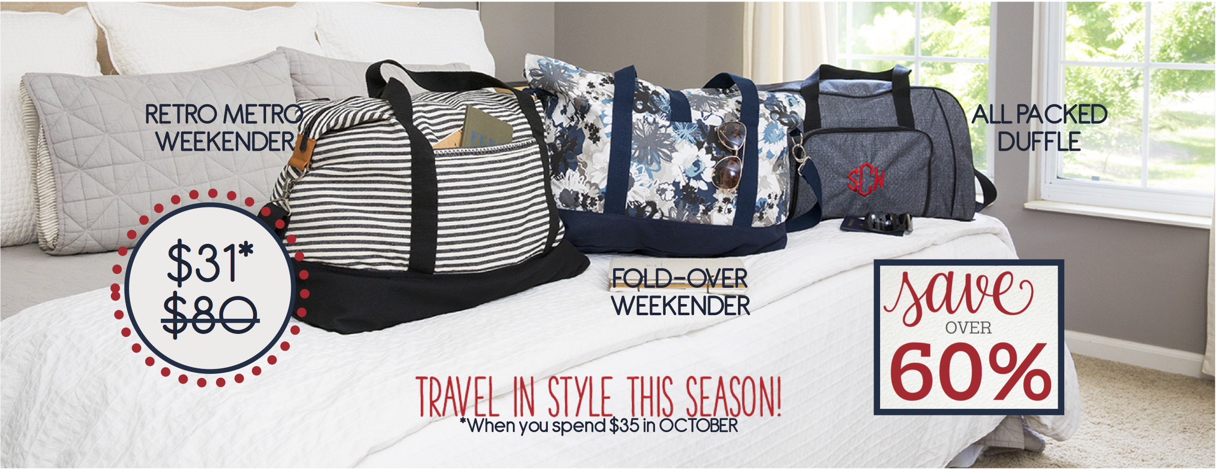Thirty one november customer special 2014 - Thirty One Gifts Travel In Style
