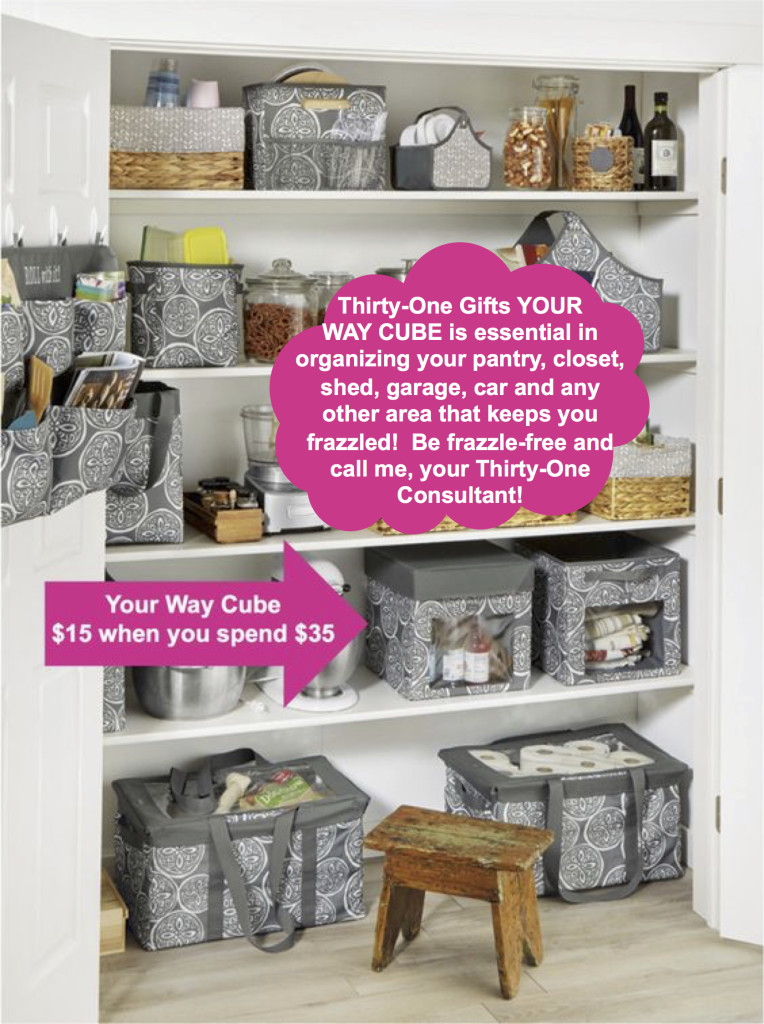 Frazzle-Free With Thirty-One Gifts