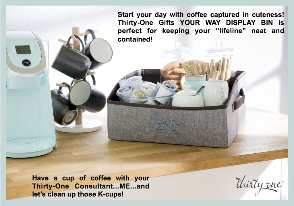 Thirty-One Gifts – Clean Up