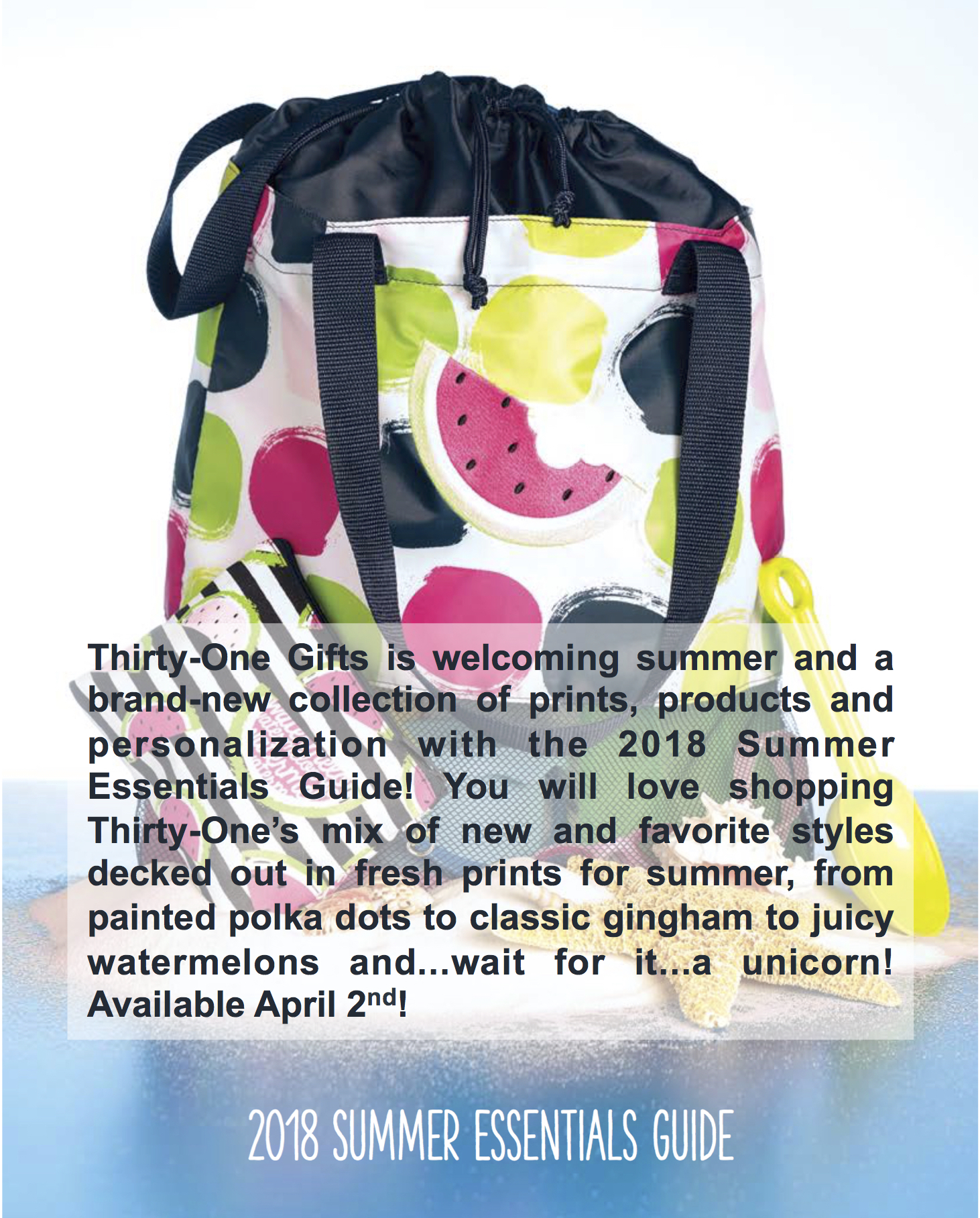 Thirty-One Gifts - Summer Essentials