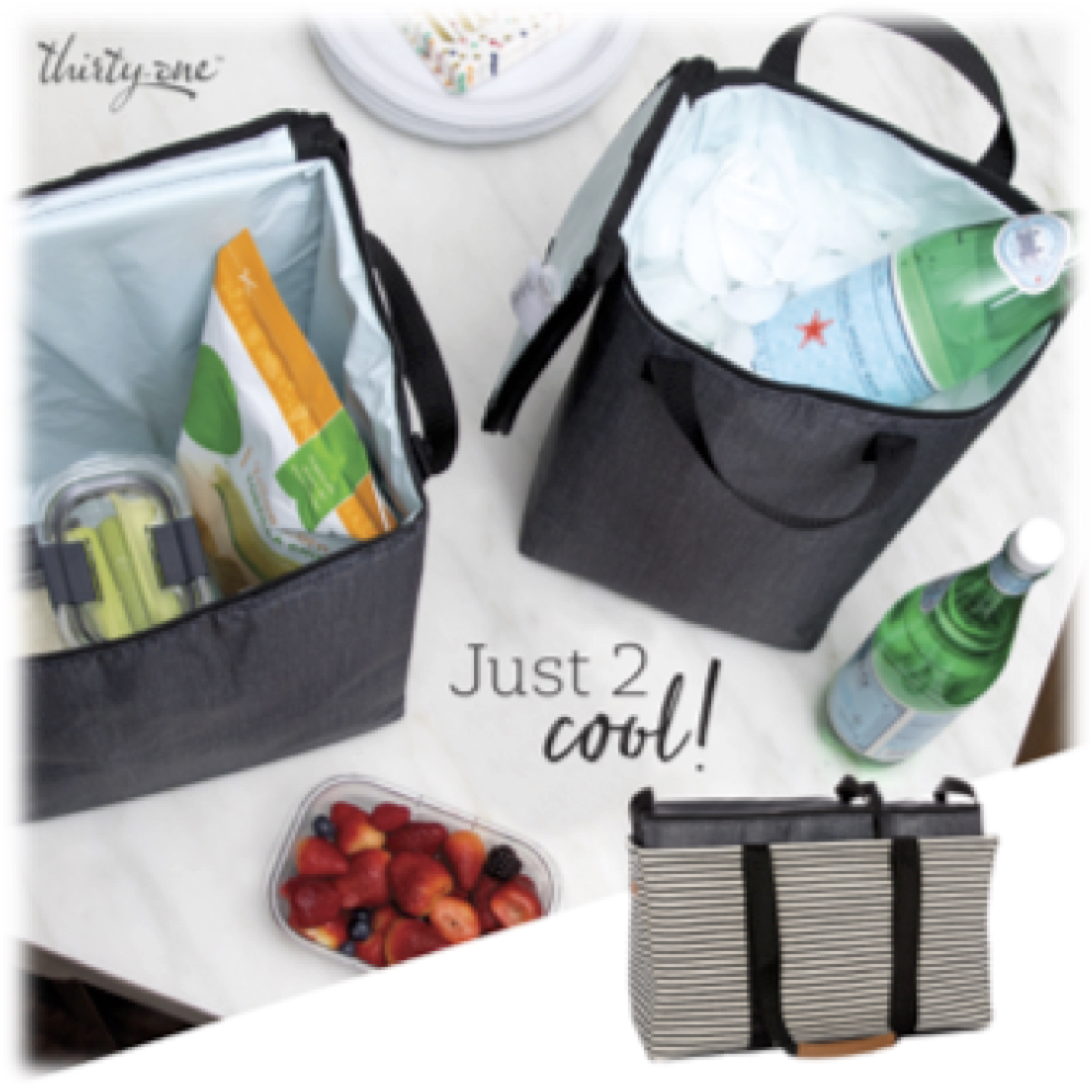 Thirty-One Gifts Double Chill Thermal Set