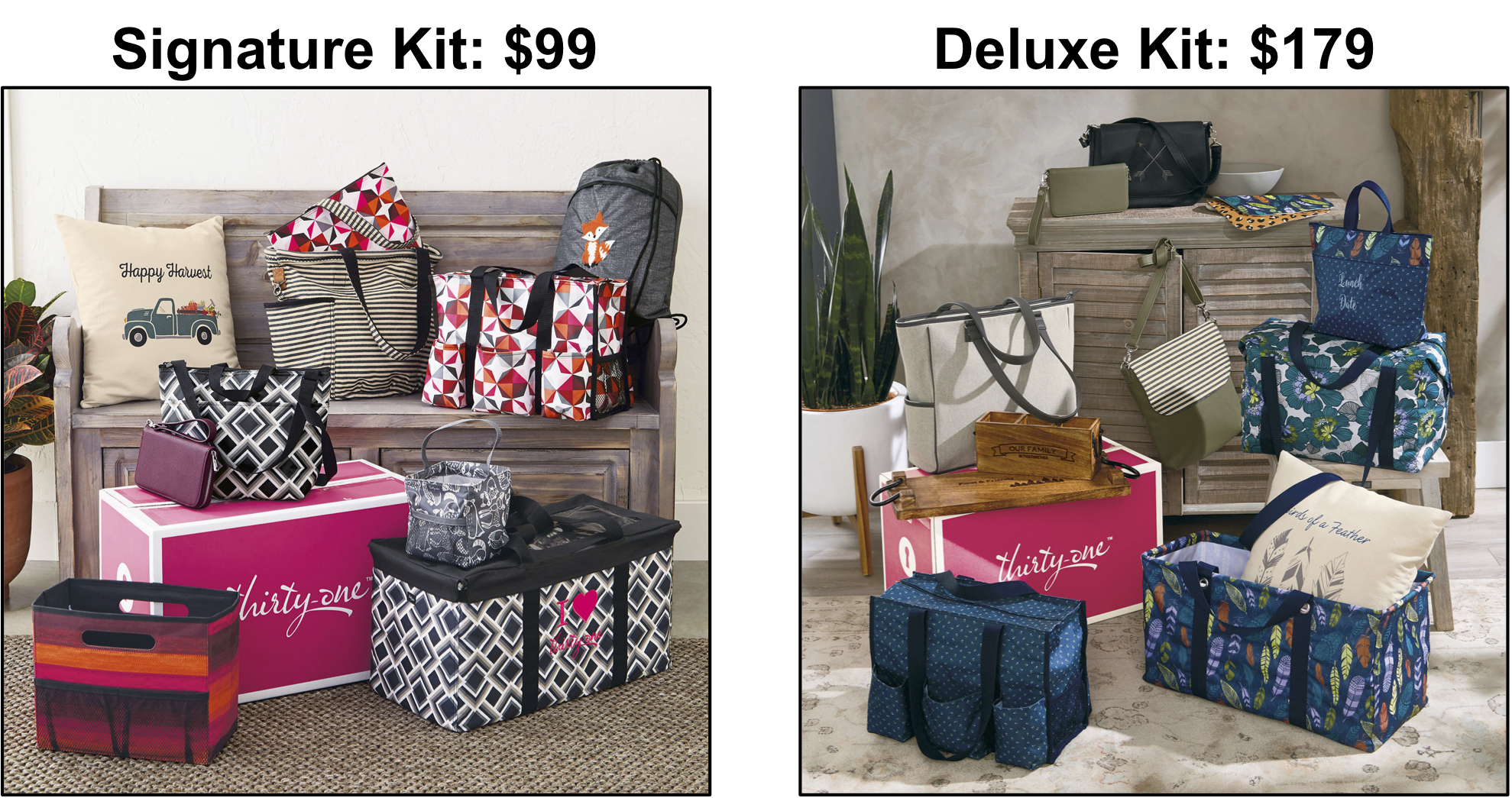 Thirty-One Gifts – Fall Kits Galore 2