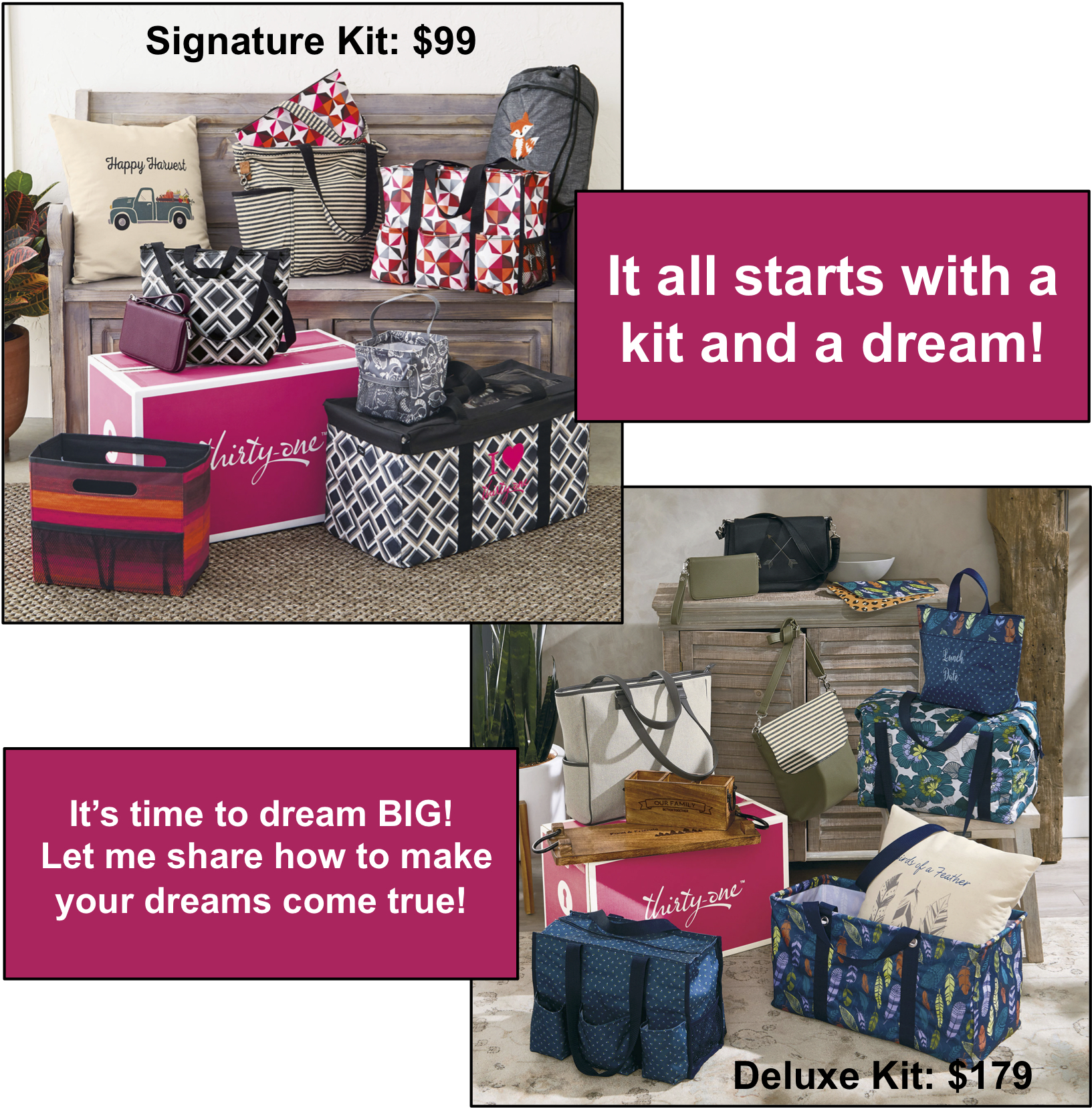Thirty-One Gifts Opportunity
