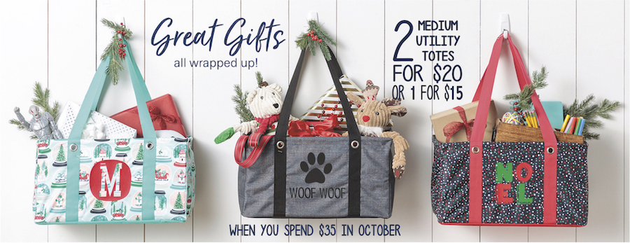 Thirty-One Gifts October Special