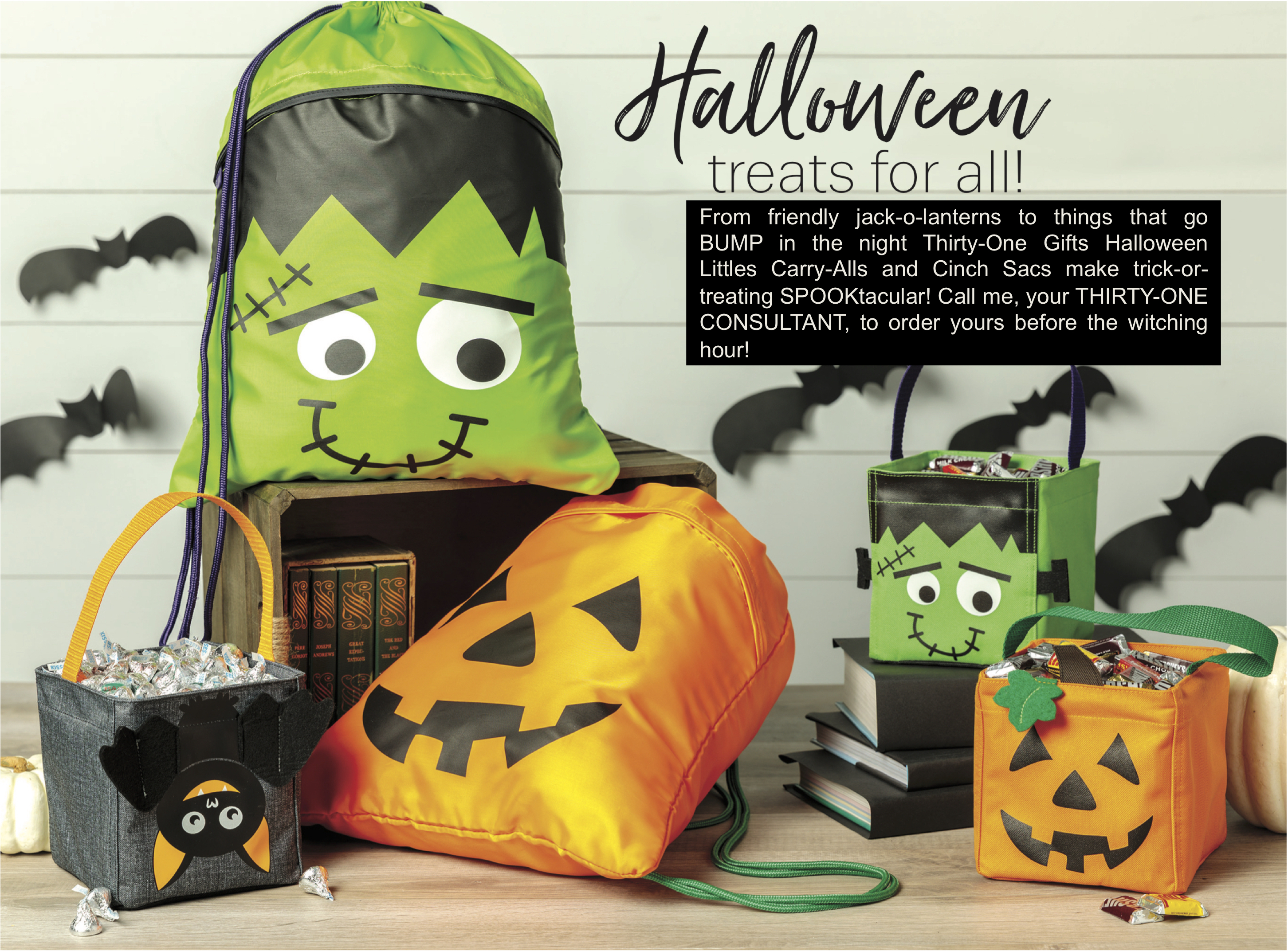 Thirty-One Gifts Treats For All