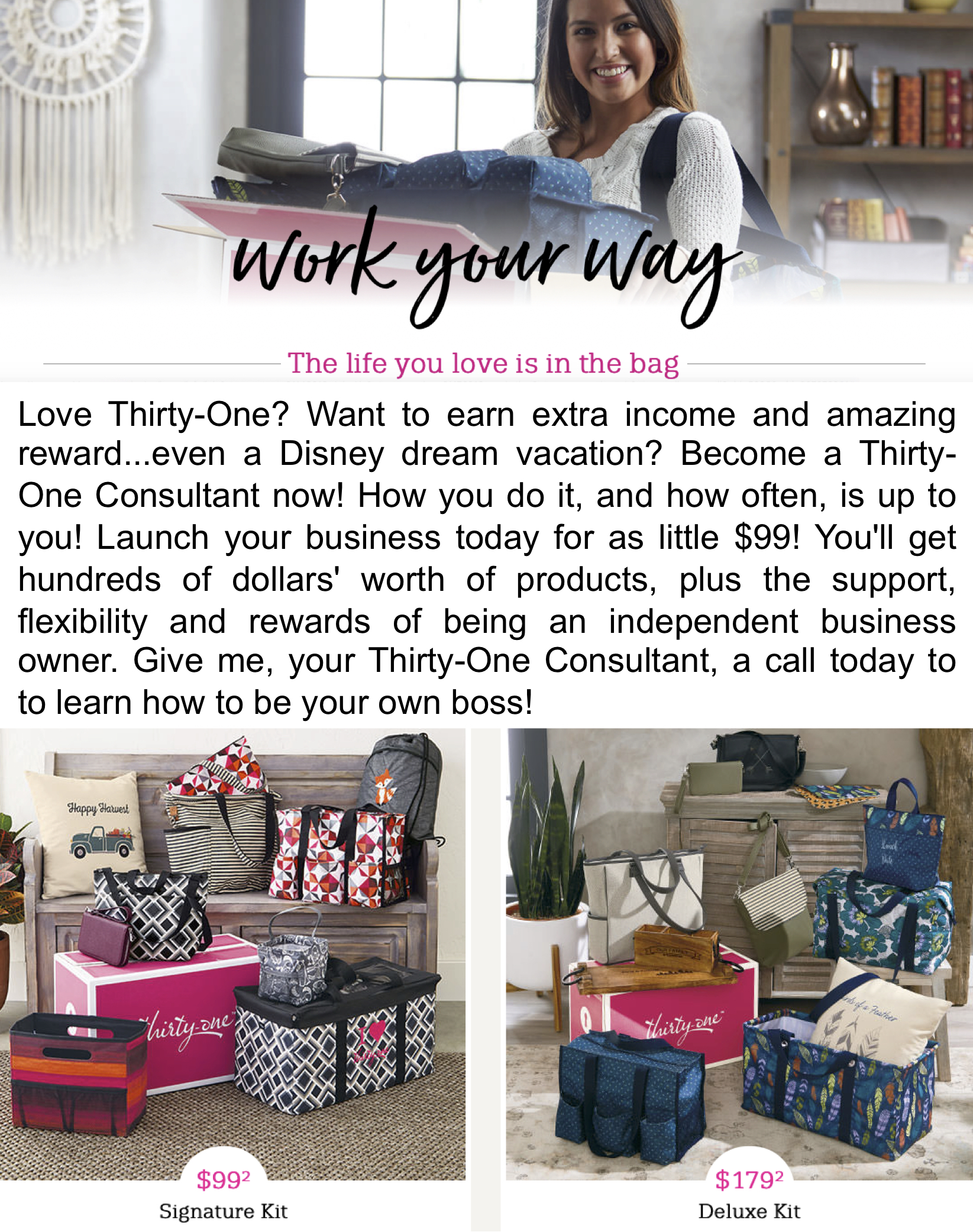 Thirty-One – Join Today