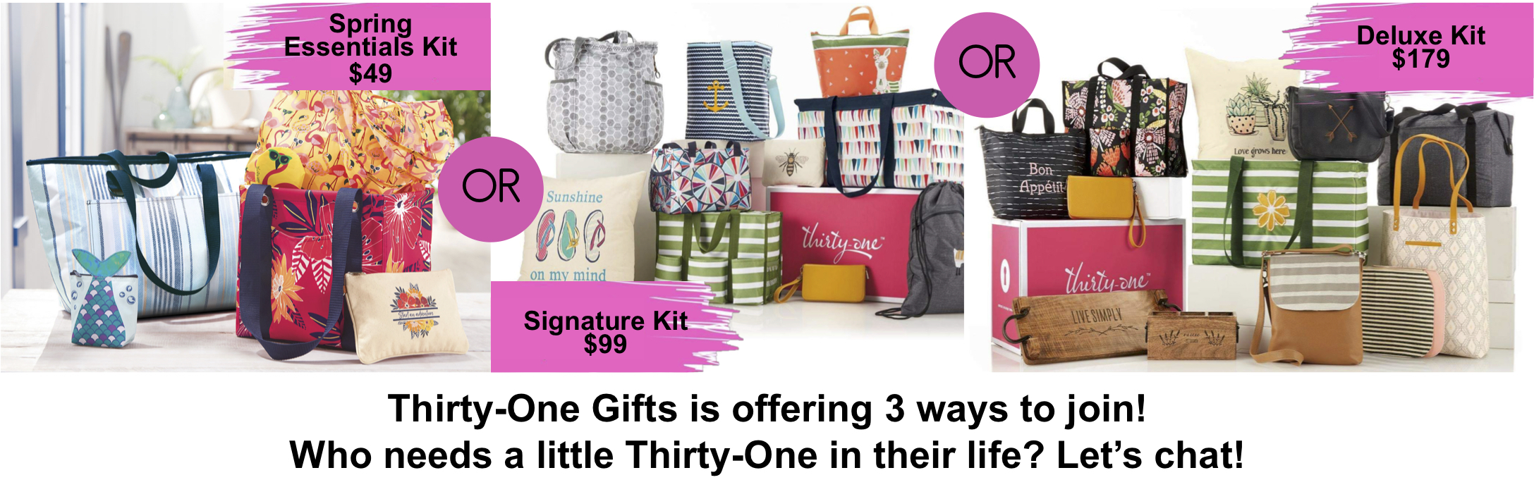 Thirty-One Gifts – JOIN NOW