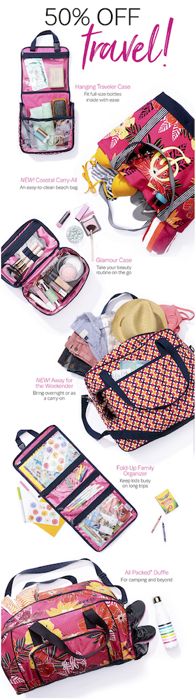 Thirty-One Gifts 50 Off Travel